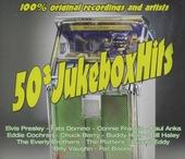 50s jukebox hits : 100% original recordings and artists