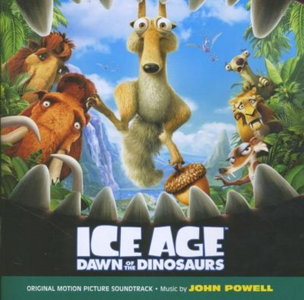 Ice age : dawn of the dinosaurs : original motion picture soundtrack
