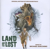 Land of the lost : original motion picture soundtrack