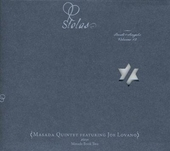 Stolas : Masada Quintet featuring Joe Lovano plays Masada book two