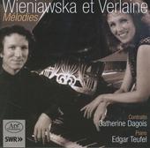 Wieniawska et Verlaine : Mélodies