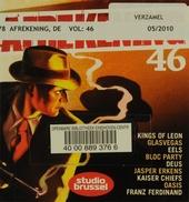 De afrekening van Studio Brussel. 46