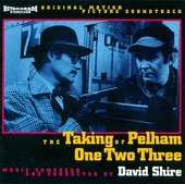 The taking of Pelham one two three : original motion picture soundtrack