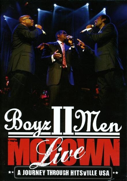 Motown live : a journey through Hitsville USA
