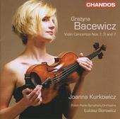 Violin concertos nos 1, 3 & 7