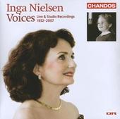 Voices : Live & studio recordings 1952-2007