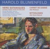 Vers sataniques after Baudelaire