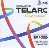 Telarc classical sacd sampler 6. vol.6