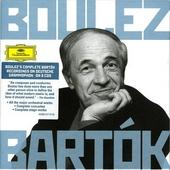 Piere Boulez conducts Bartók