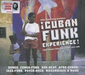 Cuban funk experience! : Funky sounds from Cuba & Miami 1973-1988