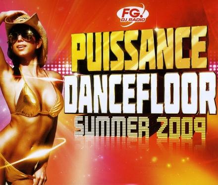 Puissance dancefloor summer 2009