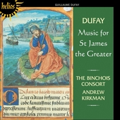 Music for St James the Creater