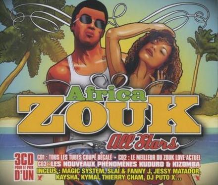 Africa zouk all stars