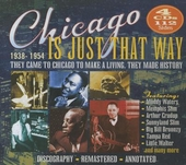 Chicago is just that way : 1938-1954