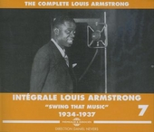 Intégrale Louis Armstrong. vol.7 : Swing that music 1934-1937