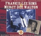 Masterly Texas blues 1949 - 1957