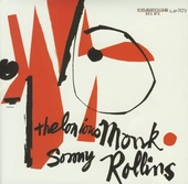 Thelonious Monk and Sonny Rollins