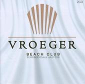 Vroeger : Beach club Bloemendaal aan zee