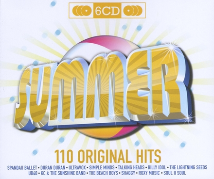 110 original hits : Summer