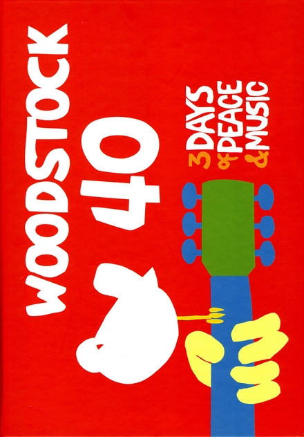 Woodstock 40 : 3 days of peace & music