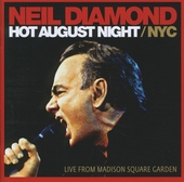 Hot august night NYC : live from Madison Square Garden 2008