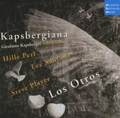 Kapsbergiana : libro terzo 1626