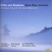 Drifts and shadows : American song for the new millennium