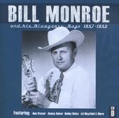 Bill Monroe and his Bluegrass Boys 1957-1958. vol.4