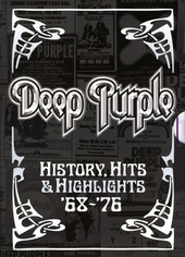 History, hits & highlights '68-'76