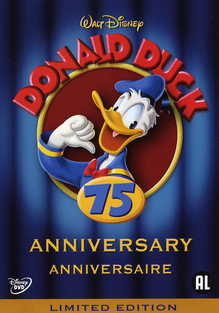 Donald Duck 75 anniversary
