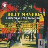 A miscellany for solo piano volume two. vol.2