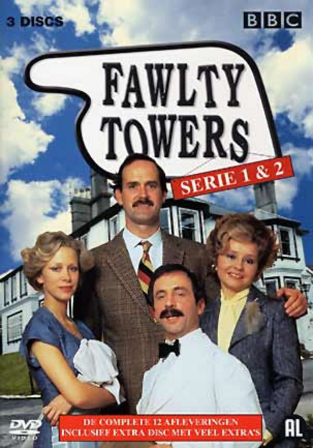 Fawlty Towers : de complete serie