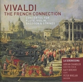 The French connection : concertos for flute, violin, bassoon & strings