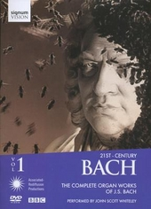 21st-century Bach : The complete organ works vol.1. vol.1