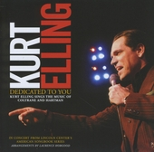 Dedicated to you : Kurt Elling sings the music of Coltrane and Hartman : in concert from Lincoln Center's American ...