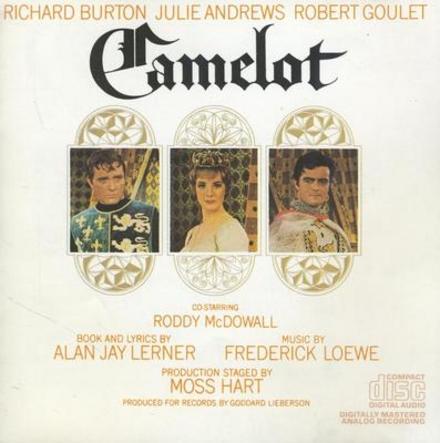 Camelot : Original Broadway cast