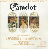 Camelot : Original Broadway cast
