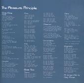 The pleasure principle : expanded edition