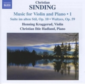 Music for violin and piano 1. vol.1