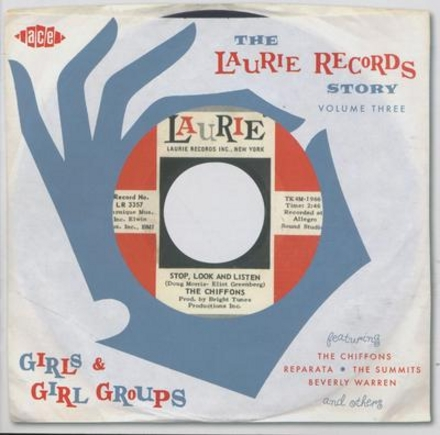 The Laurie records story. vol.3 : Girls & girl groups