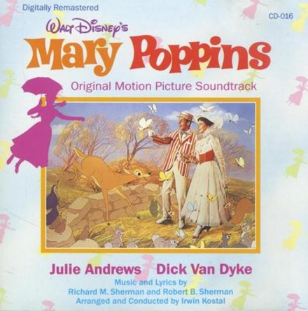 Walt Disney's Mary Poppins : original motion picture soundtrack
