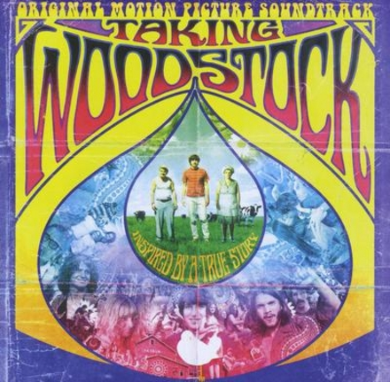 Taking Woodstock : original motion picture soundtrack