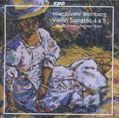 Works for violin & piano. Vol. 1