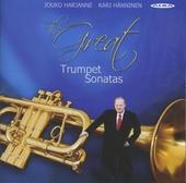 The great trumpet sonatas