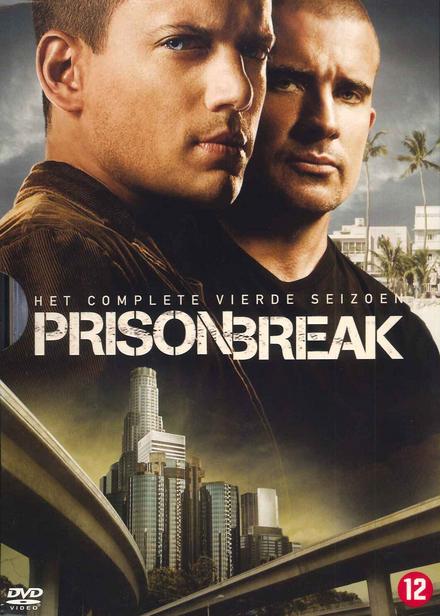 Prison break. Seizoen 4
