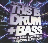 This is drum + bass