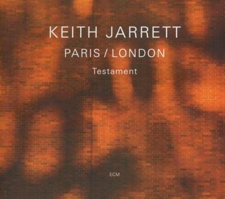 Testament : Paris, London