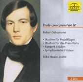 Etudes pour piano vol.IV. vol.4