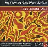 The spinning girl : Piano rarities