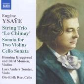 "String trio ""Le chimay"""